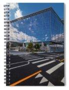 Tata Innovation Cornell Tech Nyc Spiral Notebook
