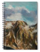Tatry Mountains- Giewont Spiral Notebook