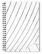 Taubman Museum Abstract #4 Spiral Notebook
