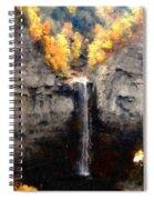 Taughannock Falls Spiral Notebook