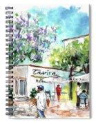 Tavira 06 Spiral Notebook