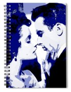 Taylor And Clift, A Place In The Sun Spiral Notebook