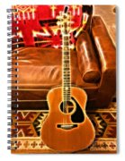 Taylor Classic Spiral Notebook