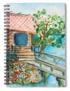 Tazawako Spiral Notebook