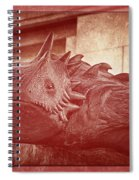 Tcu Horned Frog Red Spiral Notebook