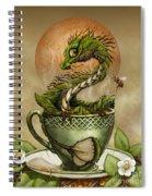 Tea Dragon Spiral Notebook