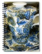 Tea Is Served Spiral Notebook