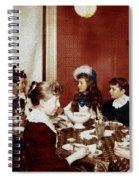 Boston Tea Party Spiral Notebook