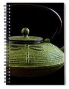 Tea Pot Spiral Notebook