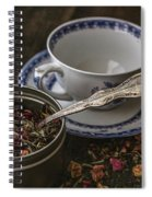 Tea Time 8529 Spiral Notebook