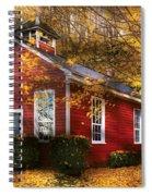Teacher - School Days Spiral Notebook