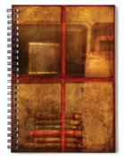 Teacher - School Books Spiral Notebook