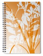Team Orange Spiral Notebook