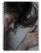 Tears For Bulls Spiral Notebook