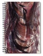 Tears In Silence Spiral Notebook
