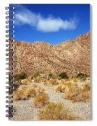 Teaser Spiral Notebook