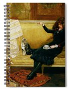 Teatime Treat Spiral Notebook