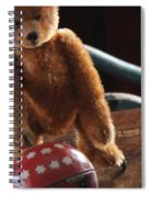 Teddy Bear Spiral Notebook