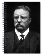 Teddy Roosevelt Spiral Notebook