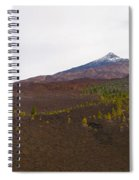 Teide Nr 13 Spiral Notebook