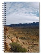 Teide Nr 14 Spiral Notebook