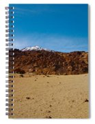 Teide Nr 15 Spiral Notebook