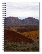 Teide Nr 2 Spiral Notebook