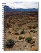 Teide Nr 4 Spiral Notebook