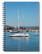 Teignmouth Harbour Spiral Notebook