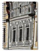 Telc Facade #2 - Czech Republic Spiral Notebook