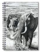 Telephoto Spiral Notebook