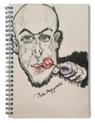 Telly Savalas  Spiral Notebook
