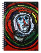 Tempest Of The Damned Spiral Notebook