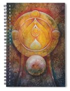 Temple #1 Spiral Notebook
