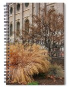 Temple Landscaping Spiral Notebook