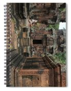 Temples Siem Reap Cambodia Worship  Spiral Notebook