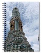 Temples, Thailand Spiral Notebook