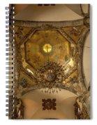 Templo Expiatorio A Cristo Rey - Mexico City II Spiral Notebook