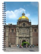 Templo Expiatorio A Cristo Rey - Mexico City Spiral Notebook