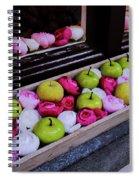 Temptation Of Eve Spiral Notebook