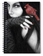 Temptation Spiral Notebook