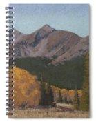 Ten Mile Autumn Spiral Notebook