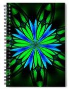 Ten Minute Art 082610-4 Spiral Notebook