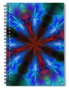 Ten Minute Art 082610-6 Spiral Notebook