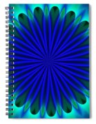 ten minute art 102610B Spiral Notebook