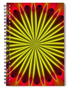 Ten Minute Art 102610c Spiral Notebook