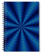 Ten Minute Art 5 Spiral Notebook