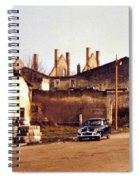 Ten Years After The Bombs 1955 Spiral Notebook