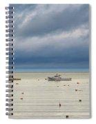 Tenants Harbor Spiral Notebook