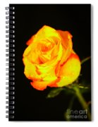 Tender Things Spiral Notebook